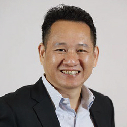 About ELEVATE - Our People - Raymond Huang